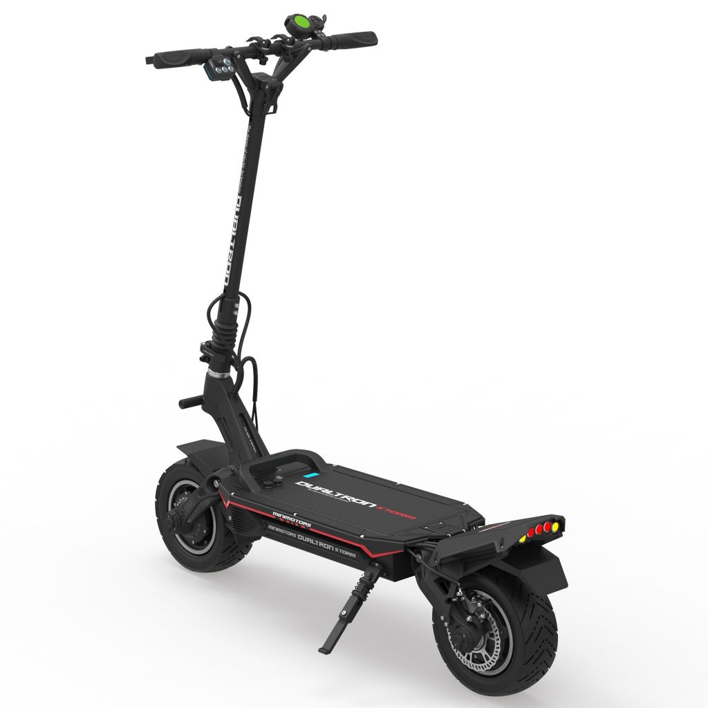 Dualtron-Storm-Electric-Scooter - fast scooters