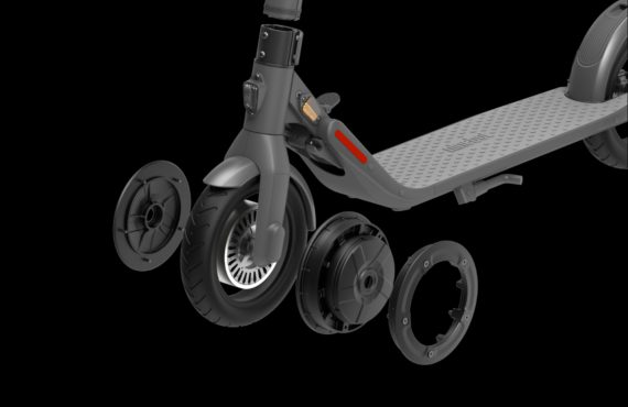Ninebot E22E Electric Scooter Review