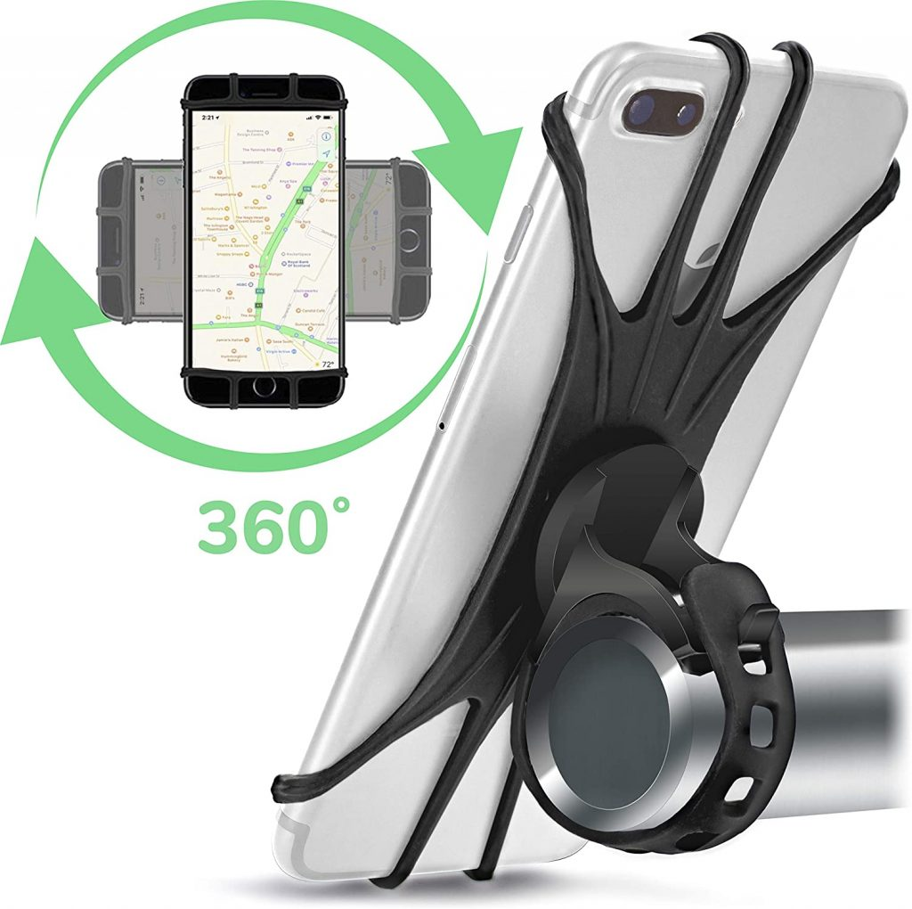 electric scooter accessories - e-scooter phone mount