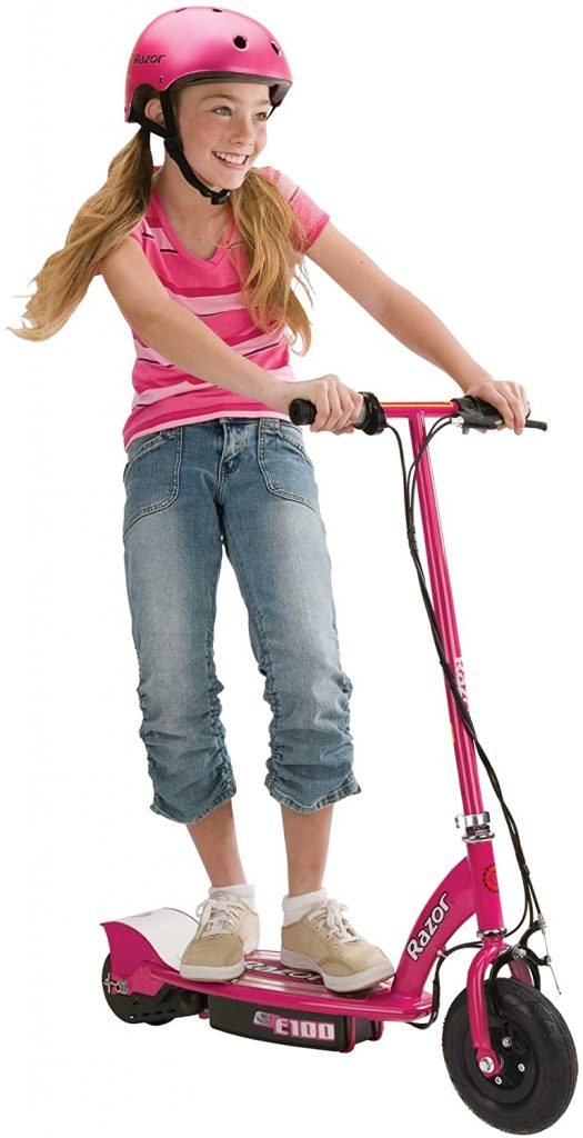 electric scooter for girls - Razor E100 Electric Scooter