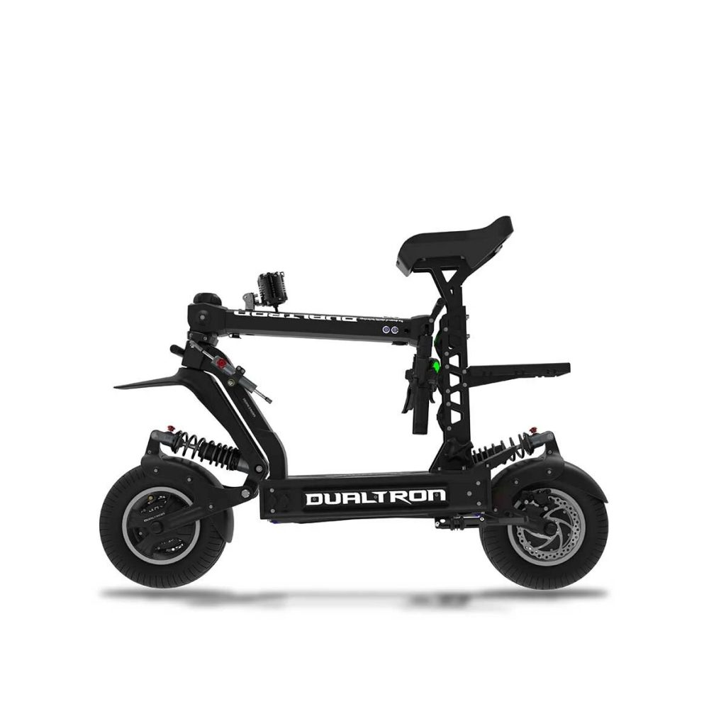 electric scooter speed - Dualtron X electric scooter
