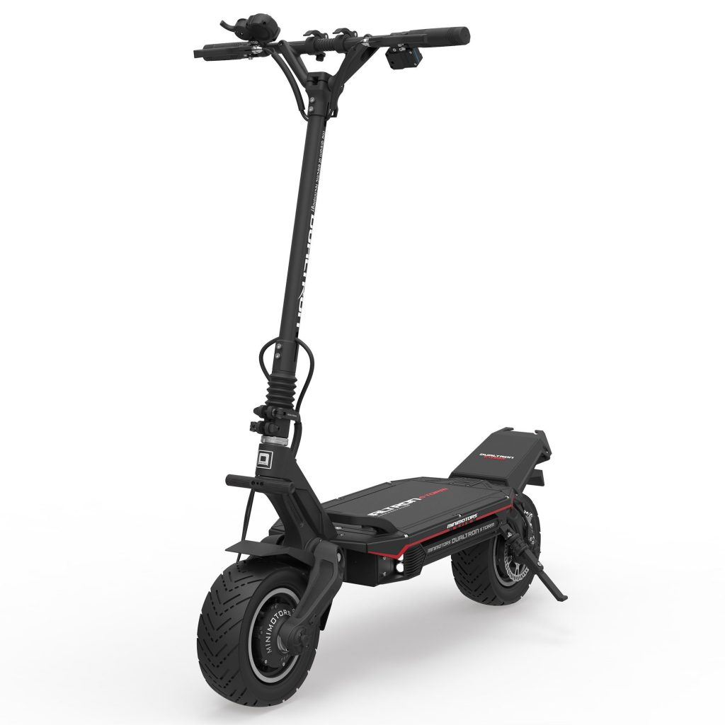 fast scooters - Dualtron-Storm-Electric-Scooter
