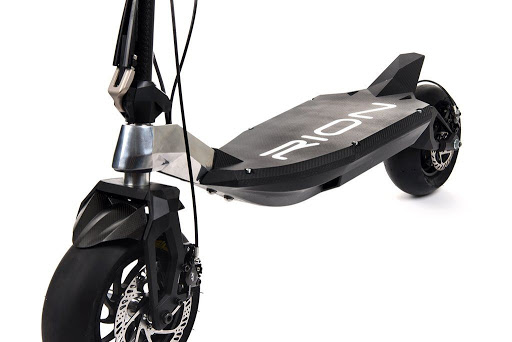 Rion Re90 racing edition - the fastest electric scooter