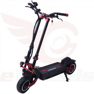 Fast Electric Scooters for a Heavy Rider - turbowheel phaeton